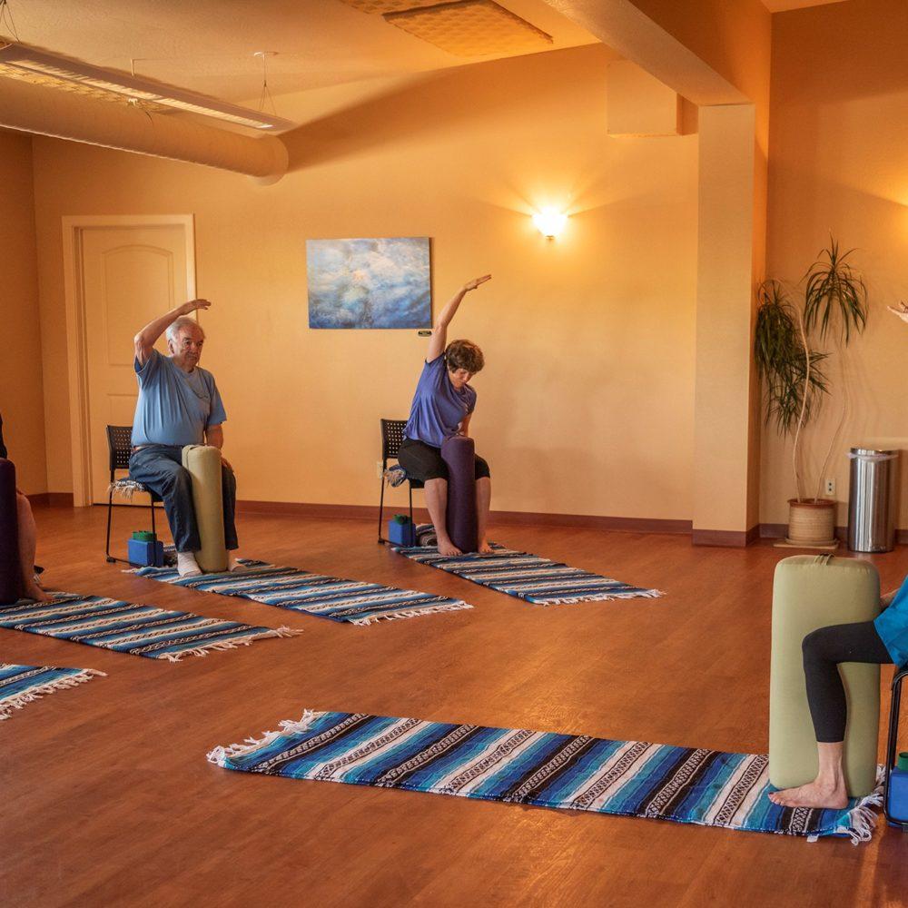 Yoga for Parkinson's & MS – ONLINE