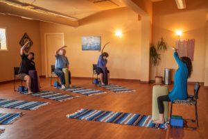 Yoga for Parkinson's & MS - ONLINE