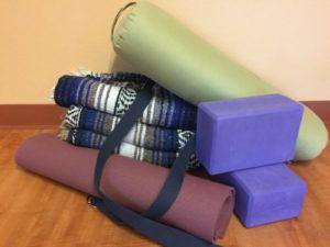 Restorative Yoga for Veterans