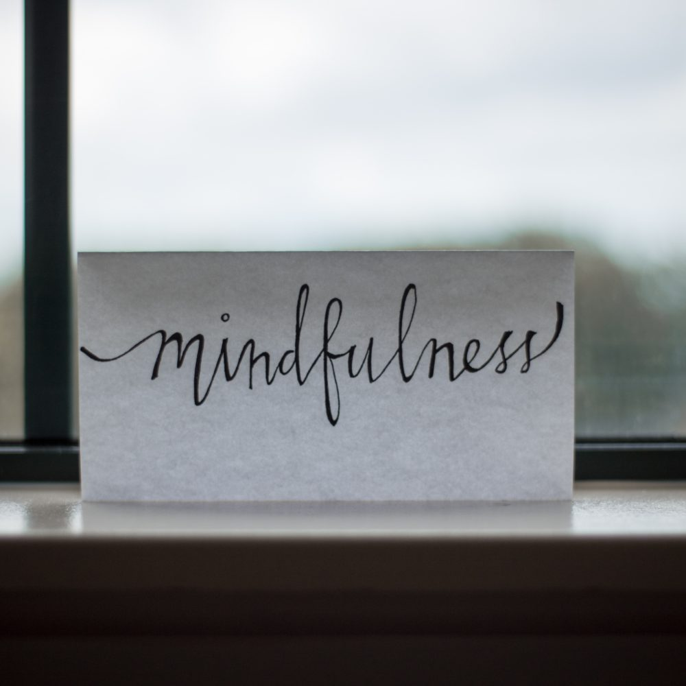 A Session of Mindfulness a Day Helps Keep the Pain Away
